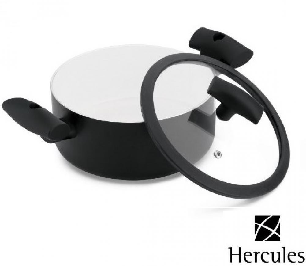 Caçarola 22 cm - 3,5 Litros - c/ Alças - Hercules  - Lojão de Ofertas
