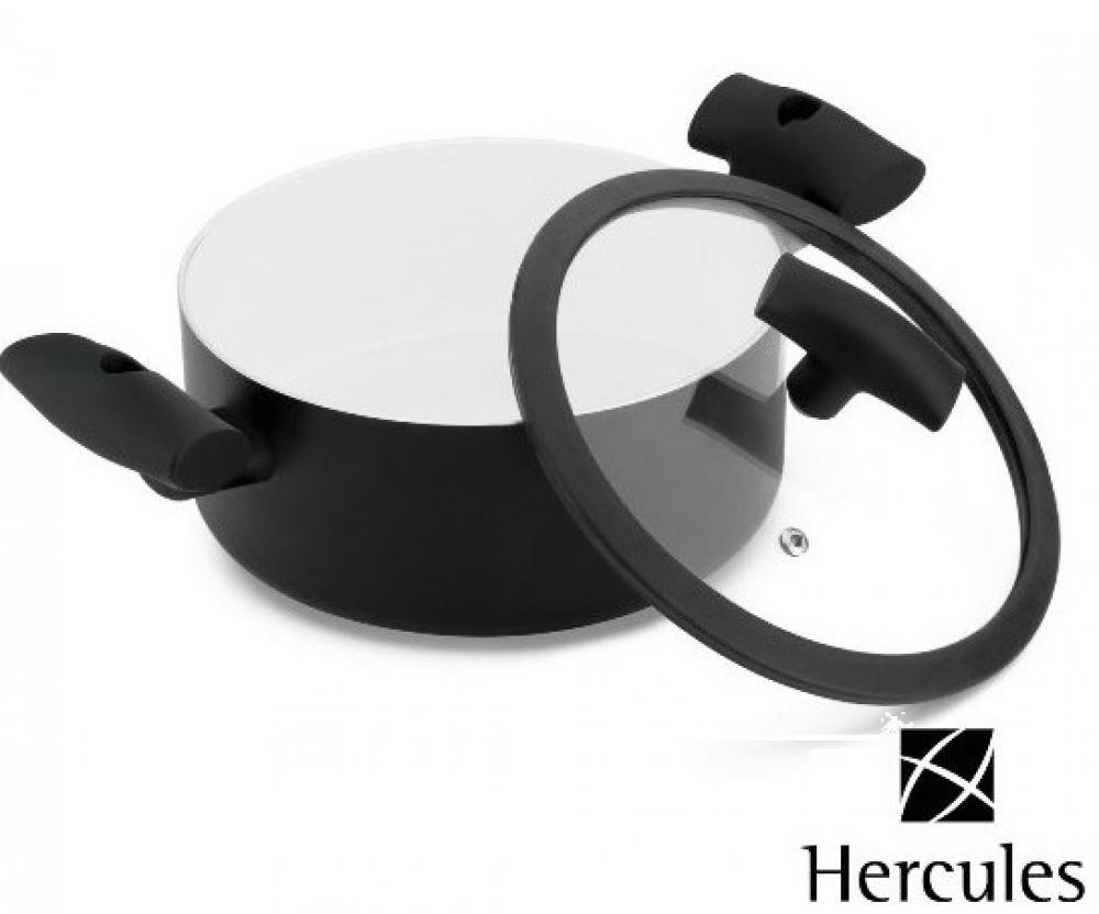 Caçarola 24 cm - 5 Litros - c/ Alças - Hercules  - Lojão de Ofertas