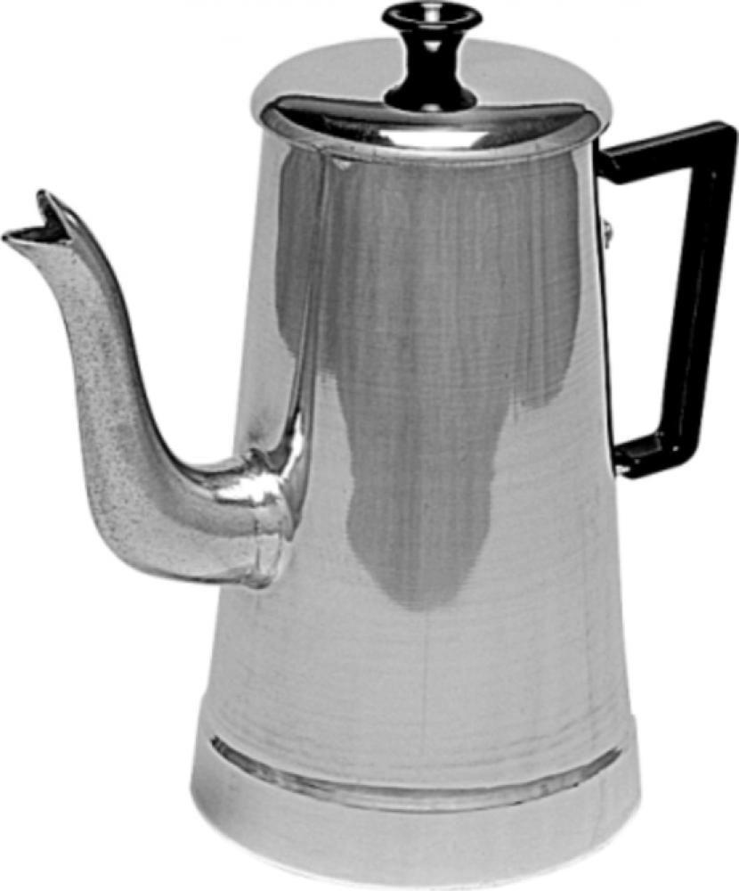 Cafeteira 2 litros - Polida - Alumínio Royal  - Lojão de Ofertas