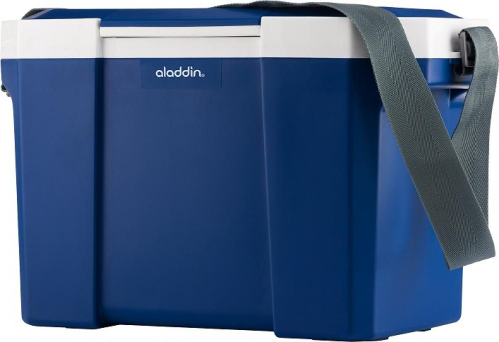 Caixa Térmica 24 litros - Azul - Aladdin  - Lojão de Ofertas