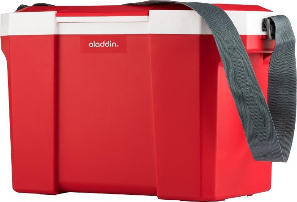 Caixa Térmica 24 litros - Vermelha - Aladdin  - Lojão de Ofertas
