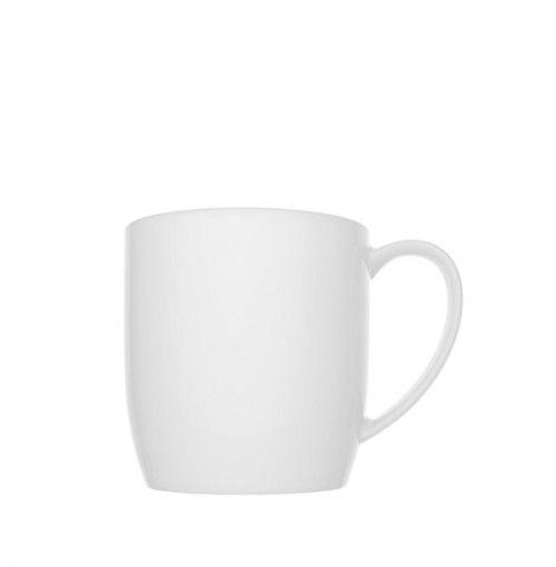 Caneca de Porcelana 360 ml (6 Unidades) - Linha Urban - Germer  - Lojão de Ofertas