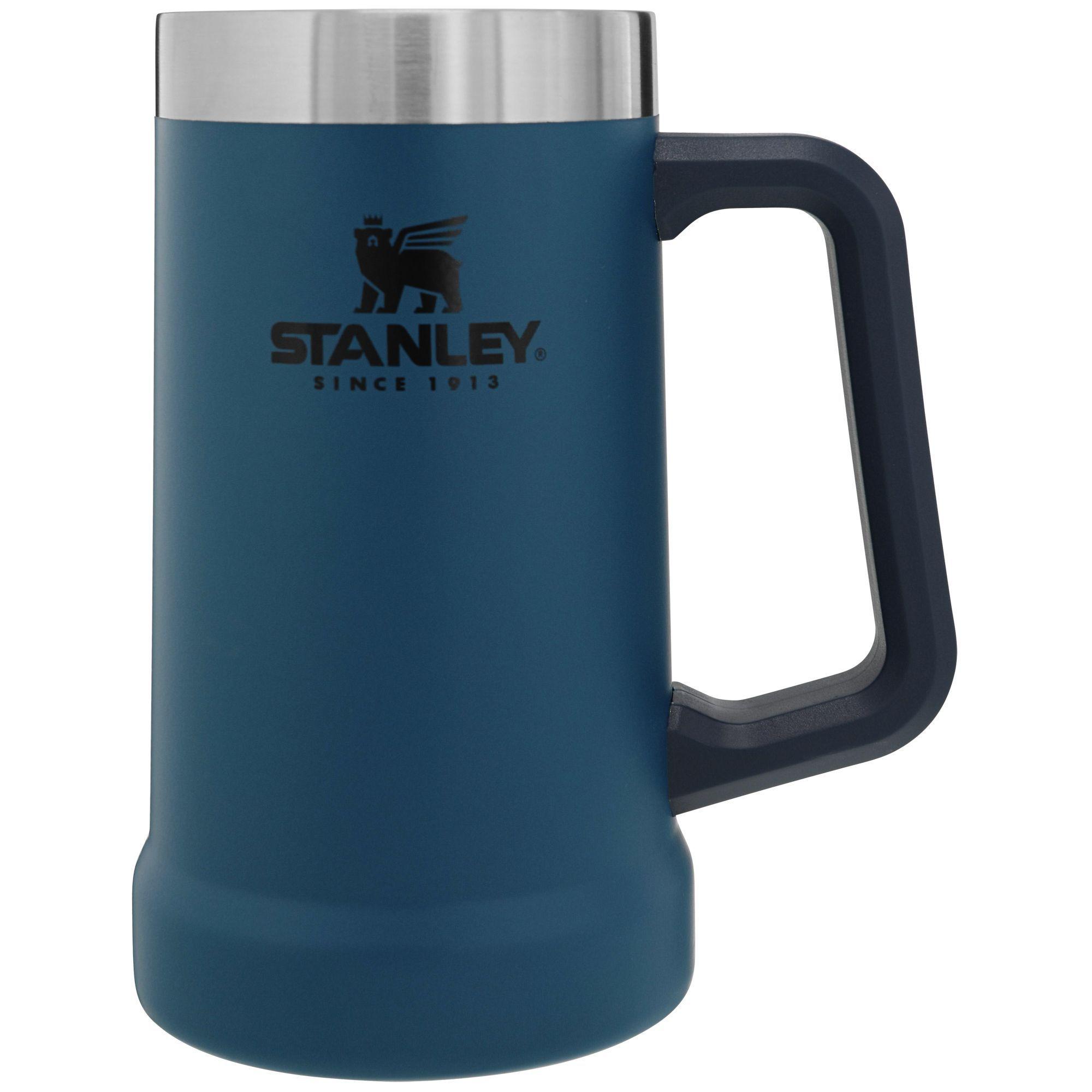 Caneca Térmica Azul 709 ml - Stanley  - Lojão de Ofertas