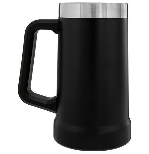 Caneca Térmica Preta - 709 ml - Stanley  - Lojão de Ofertas