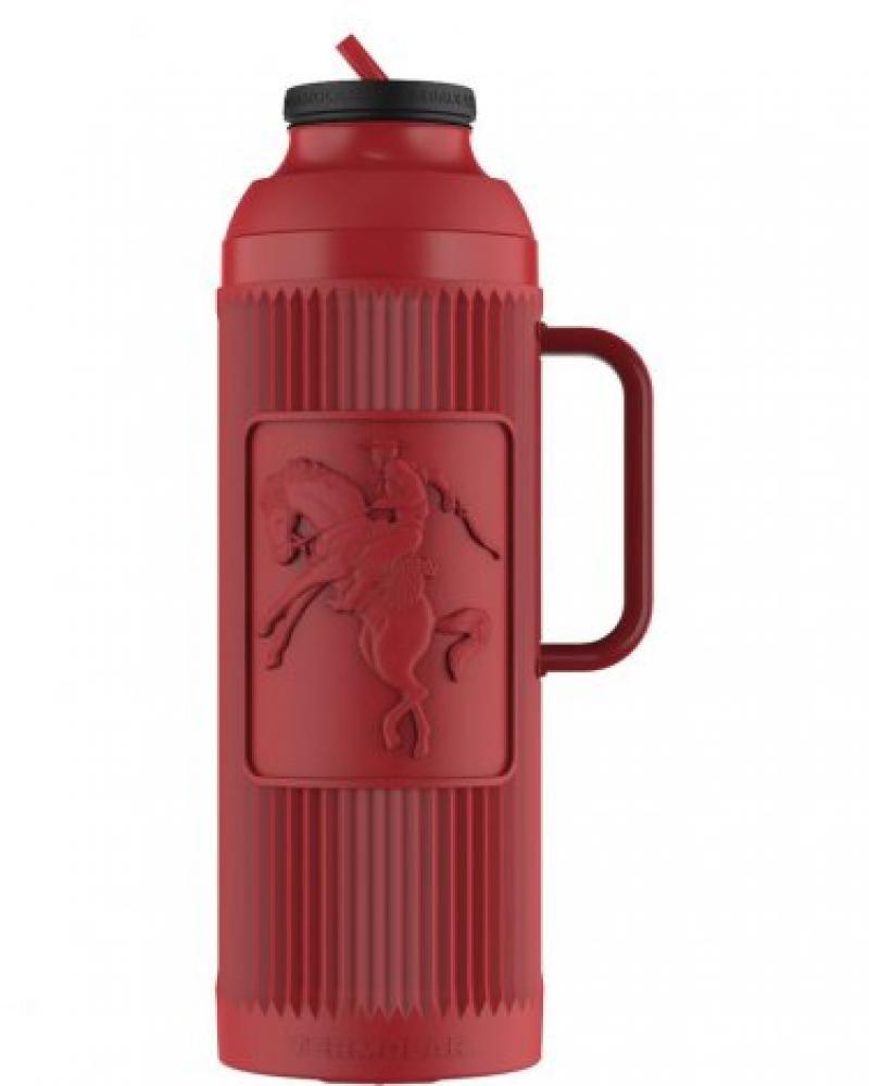 Chimarrita Vermelha 1 Litro - Termolar  - Lojão de Ofertas