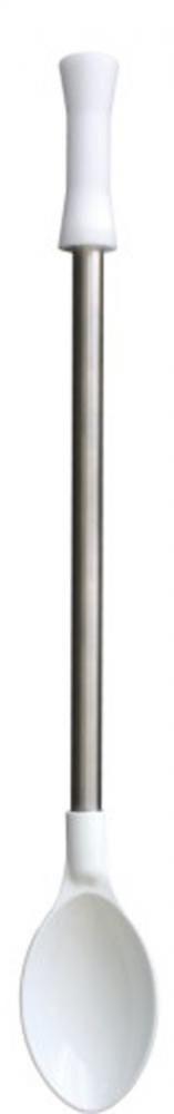 Colher de Poliamida 60 cm - Cabo Inox - Kitplas  - Lojão de Ofertas