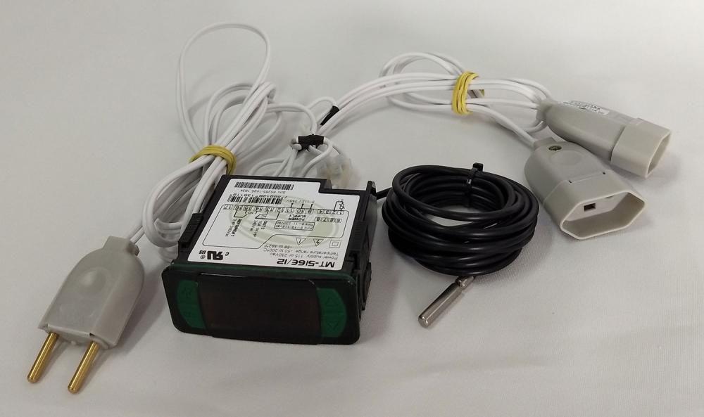 Controlador de Temperatura 2 Estágios MT516E - Com Ligação 220v - Full Gauge  - Lojão de Ofertas