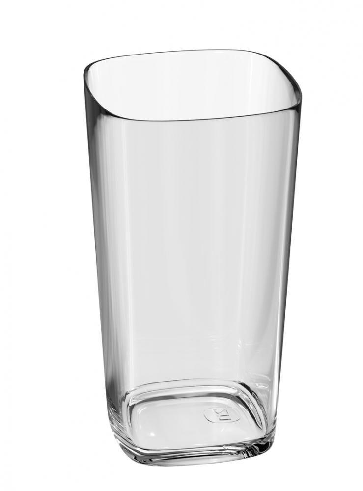 Copo Gold 450 ml - Plástico Transparente - UZ Utilidades  - Lojão de Ofertas