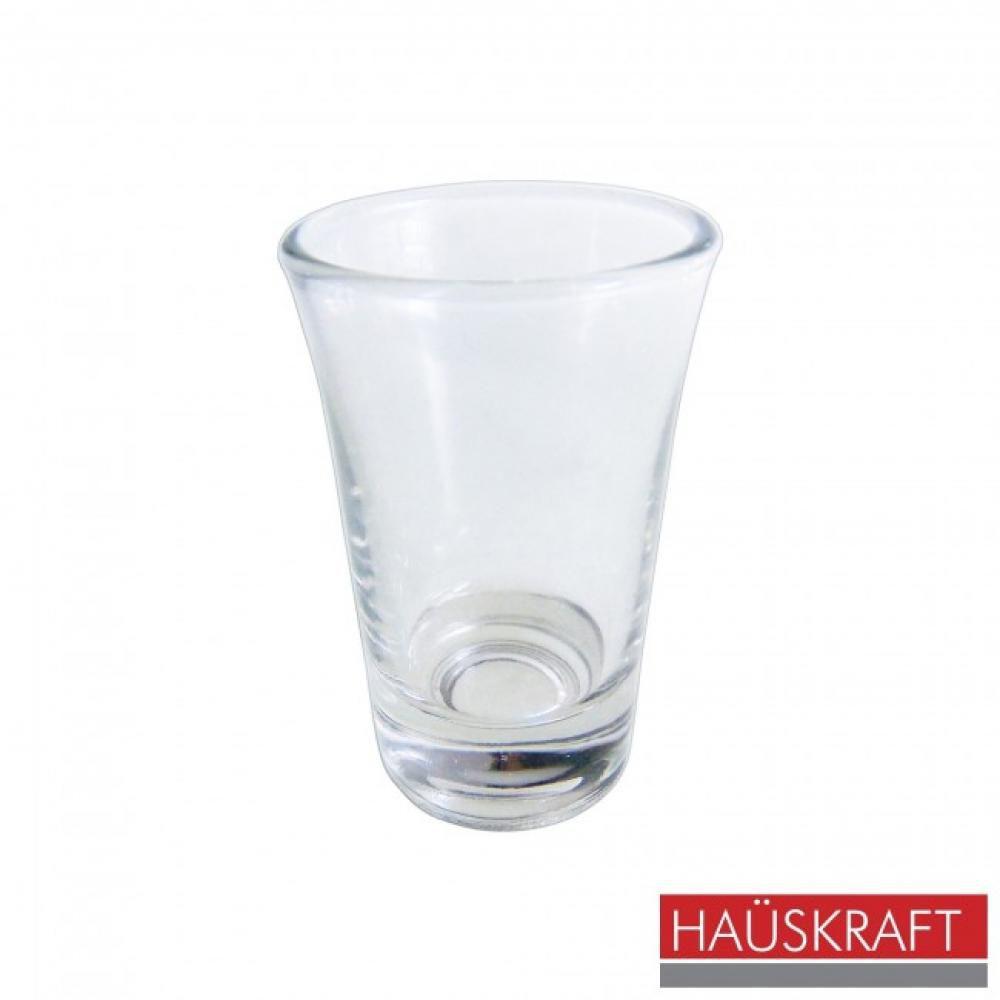 Copo Dose 50 ml (dúzia) - Vidro - Haüskraft  - Lojão de Ofertas