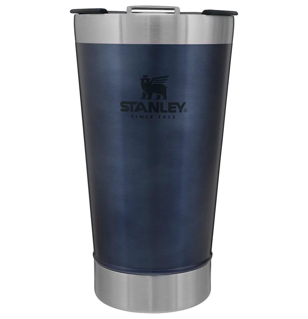 Copo Térmico 473 ml Azul - Classic - Stanley  - Lojão de Ofertas