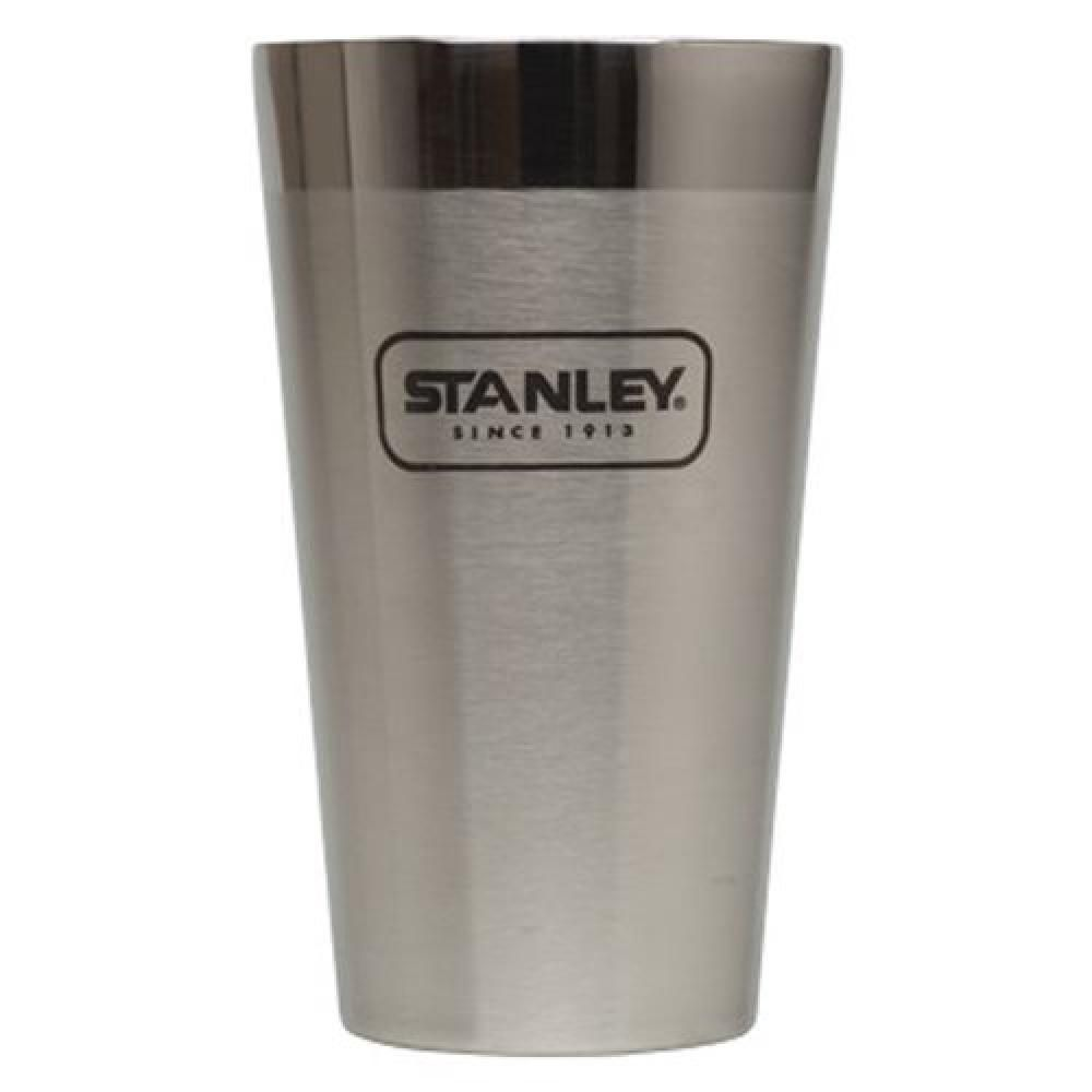Copo Térmico 473 ml sem tampa - Cor Inox - Stanley  - Lojão de Ofertas