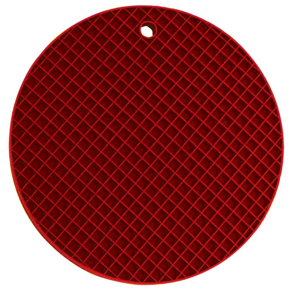 Descanso Panela Silicone Redondo 18 cm - Yangzi  - Lojão de Ofertas