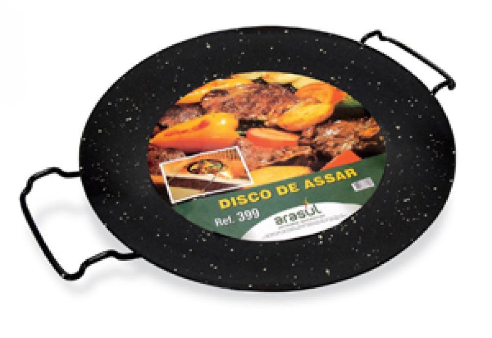 Disco de Ferro Esmaltado 43 cm - Arasul  - Lojão de Ofertas