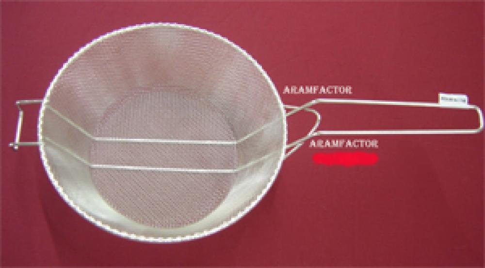 Escorredor de Spaghetti 26 cm - Aramfactor  - Lojão de Ofertas