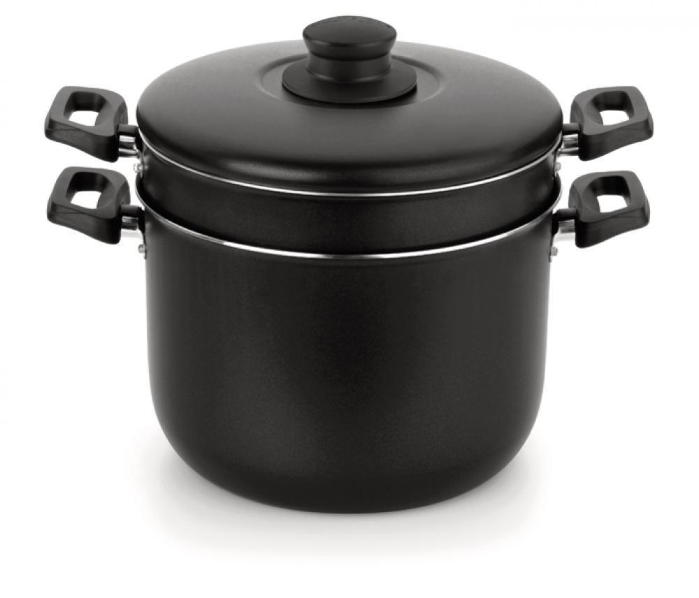 Espagueteira Antiaderente 22 cm - com Cesto - Multiflon  - Lojão de Ofertas