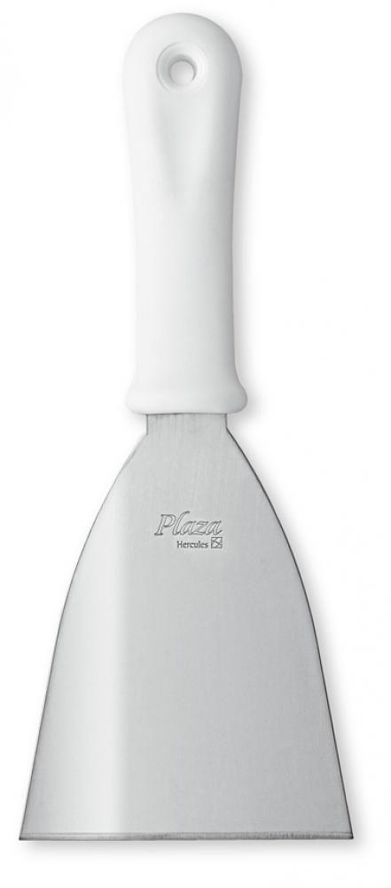 Espátula Inox Reta 10 cm - Hercules  - Lojão de Ofertas