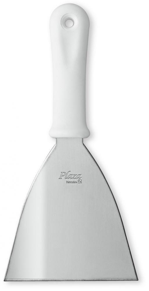 Espátula Inox Reta 12 cm - Hercules  - Lojão de Ofertas