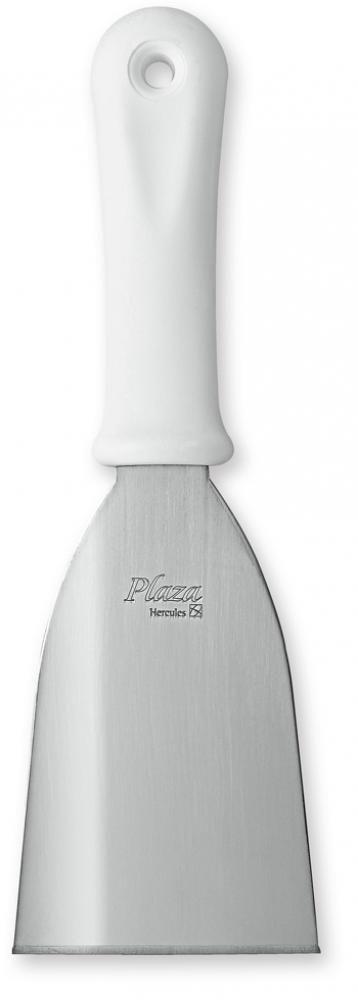 Espátula Inox Reta 8 cm - Hercules  - Lojão de Ofertas