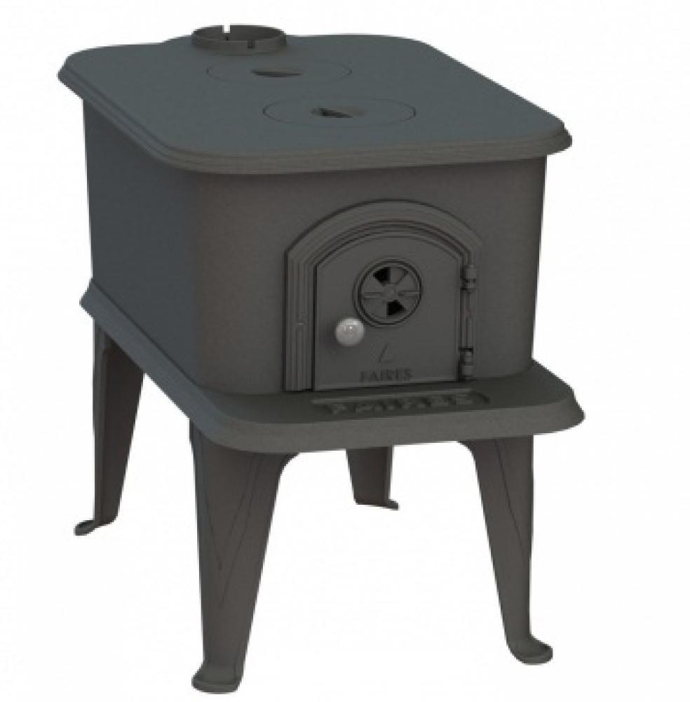 Fogão de Ferro 65 x 42,5 x 55 cm - CB  - Lojão de Ofertas