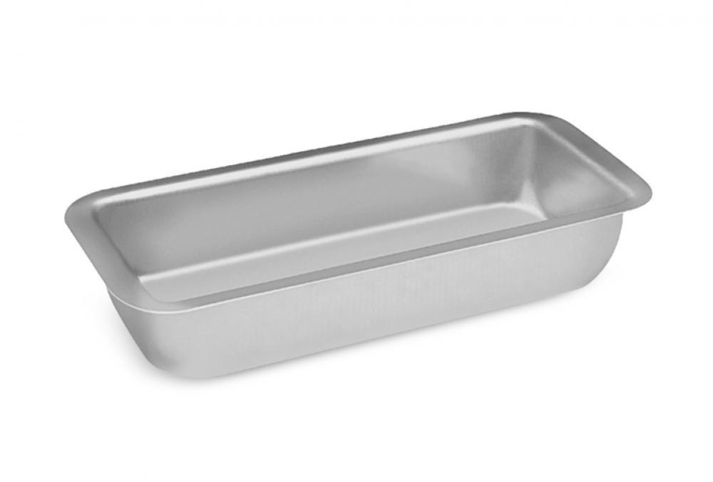 Forma de Pão nº 1 -  20 x 9 x 5 cm - Alumínio ABC  - Lojão de Ofertas