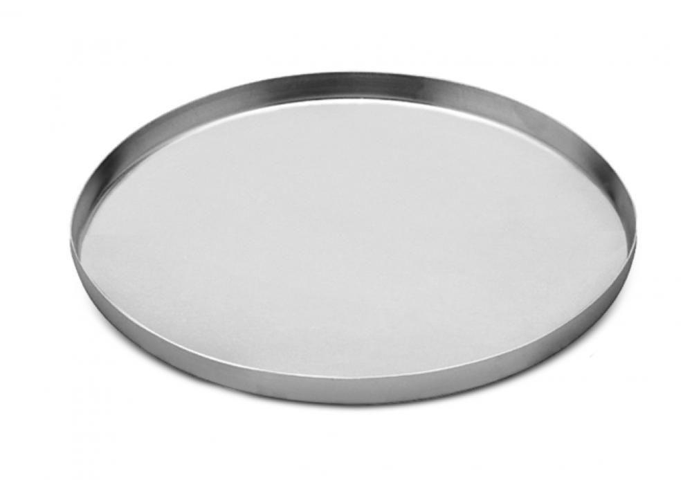 Forma de Pizza 15 cm - Alumínio ABC  - Lojão de Ofertas