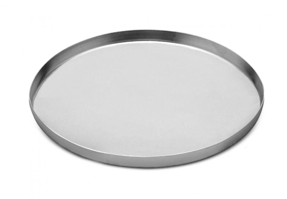Forma de Pizza 20 cm - Alumínio ABC  - Lojão de Ofertas