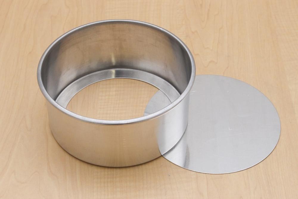 Forma Redonda Reta 15 x 7 cm - Fundo Falso - Doupan  - Lojão de Ofertas