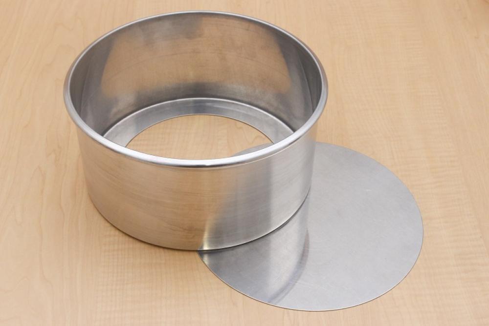 Forma Redonda Reta 20 x 10 cm - Fundo Falso - Doupan  - Lojão de Ofertas