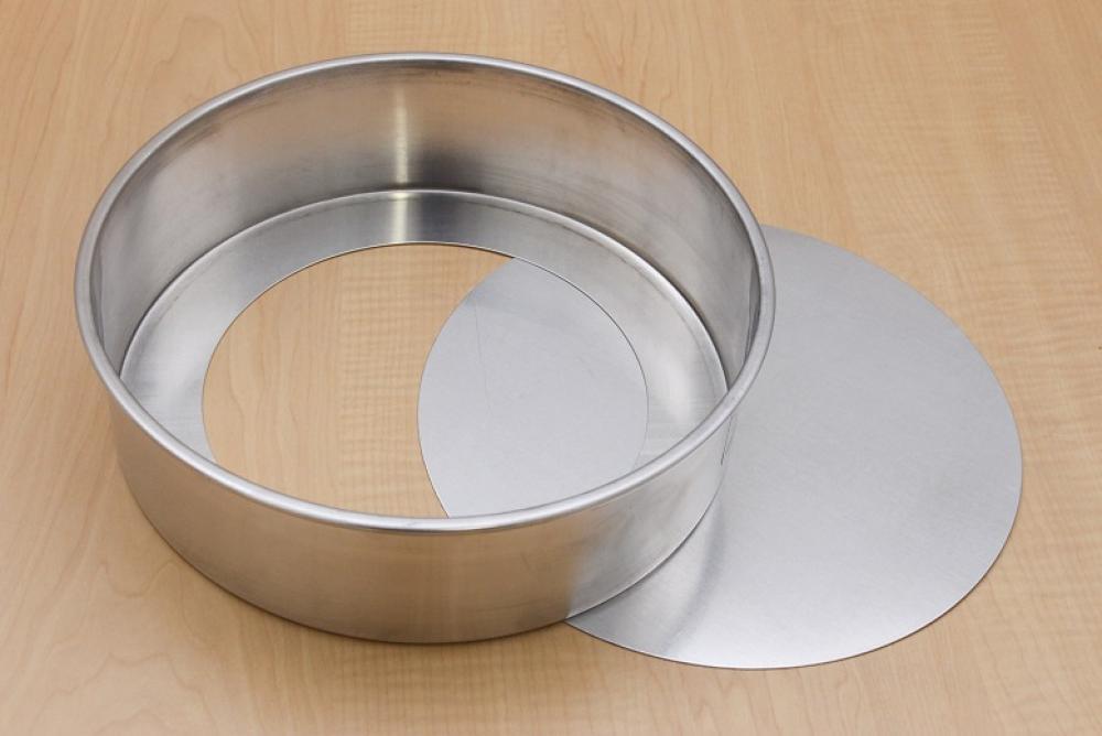 Forma Redonda Reta 20 x 7 cm - Fundo Falso - Doupan  - Lojão de Ofertas