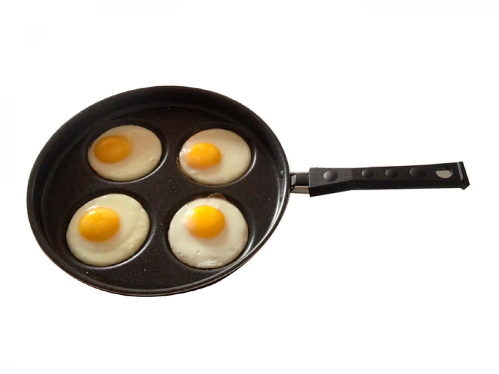 Frigideira Antiaderente 26 cm para 4 Ovos - Multiflon  - Lojão de Ofertas