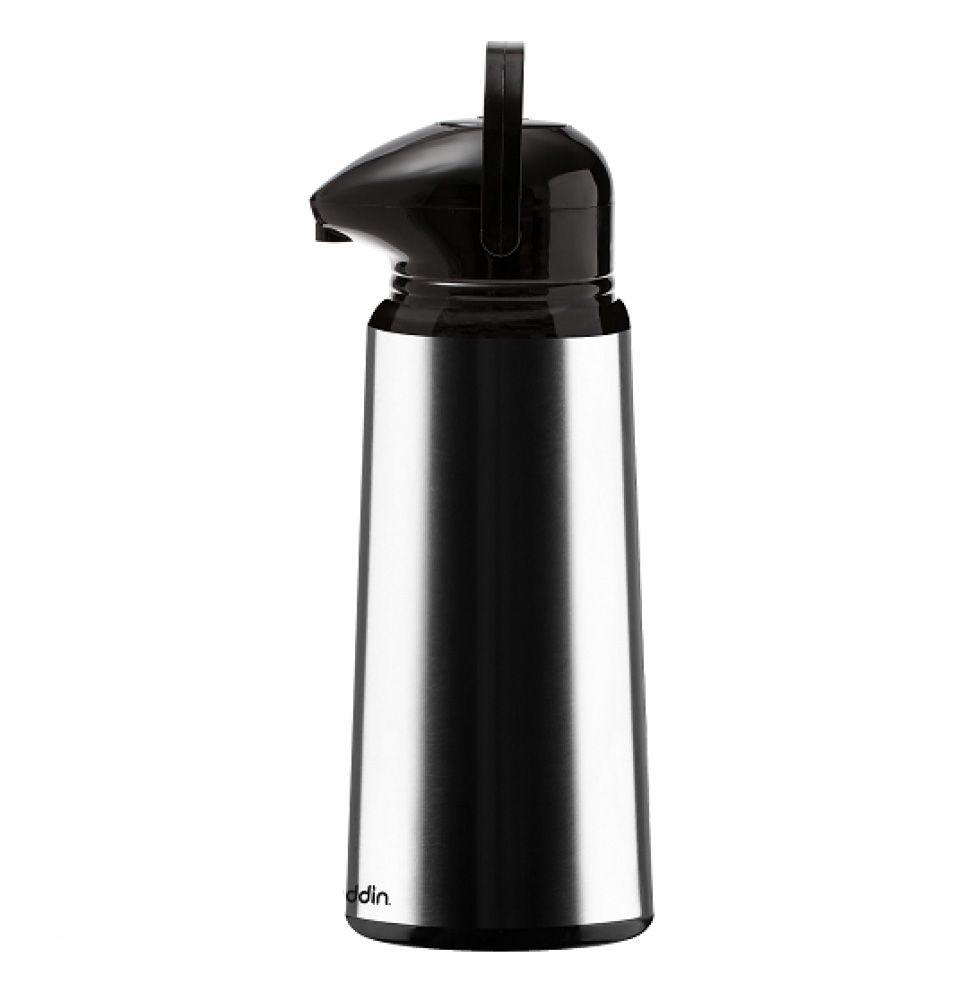 Garrafa Térmica 1,8 litros - Platinum - Aladdin  - Lojão de Ofertas