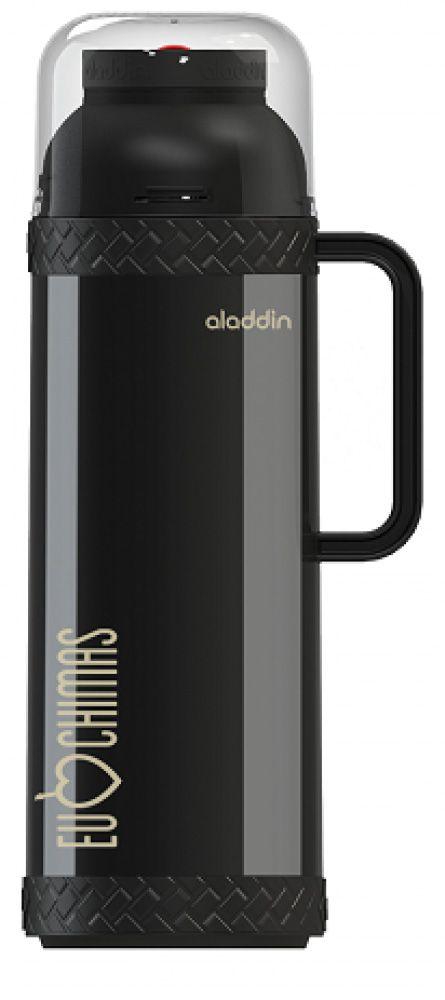 Garrafa Térmica 1 litro - Chimas - Aladdin  - Lojão de Ofertas