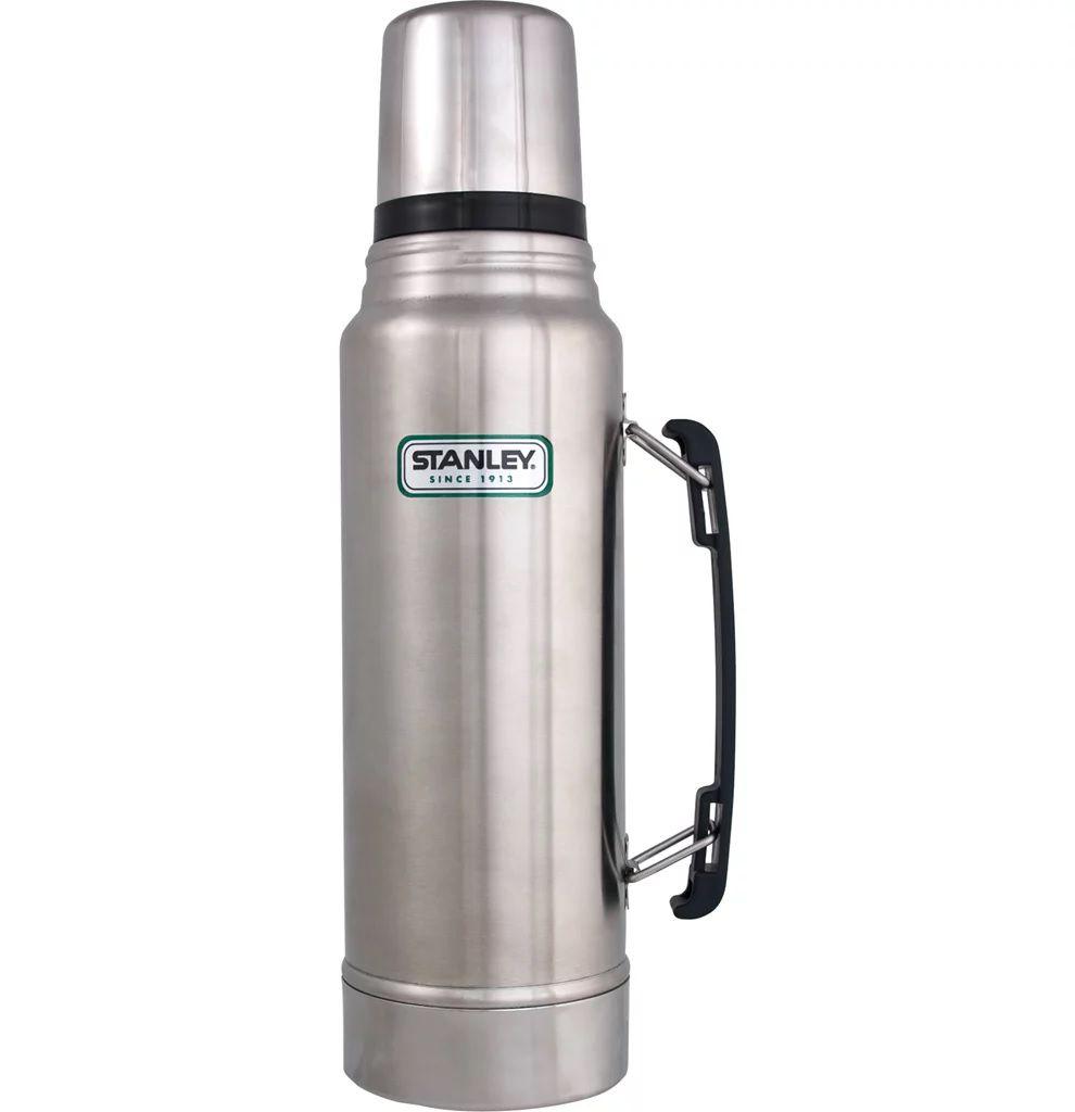 Garrafa Térmica 1 litro Inox - Classic - Stanley  - Lojão de Ofertas
