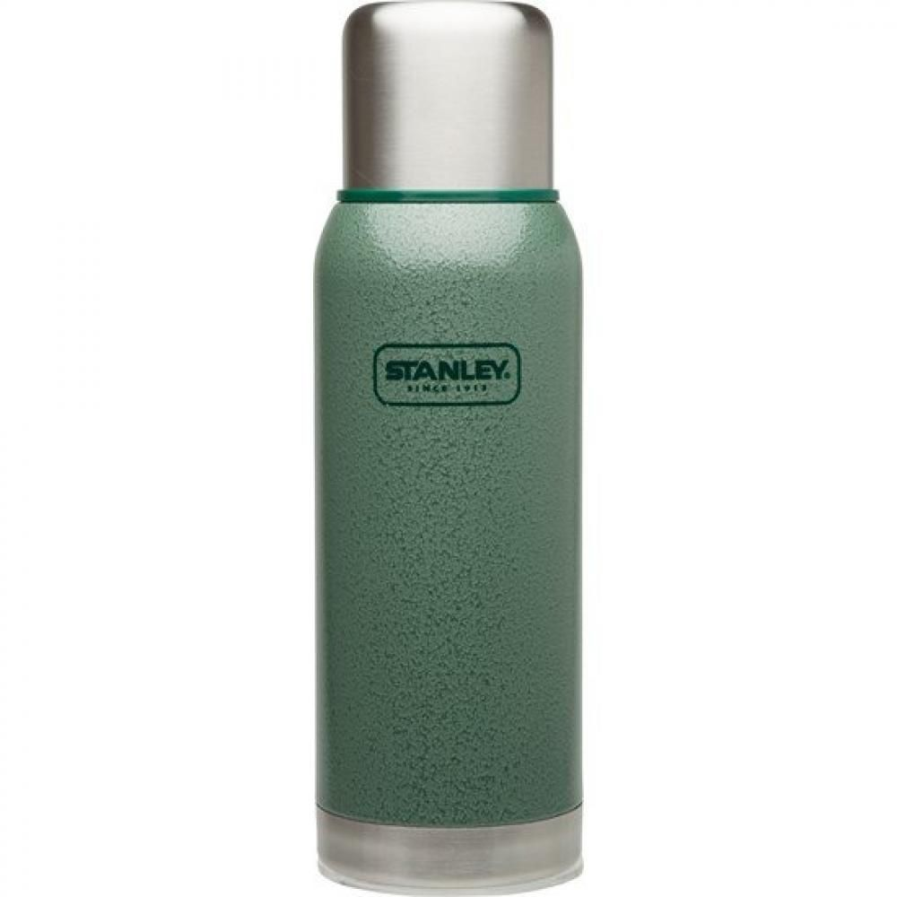 Garrafa Térmica Adventure 1 litro Verde - sem alça - Stanley  - Lojão de Ofertas