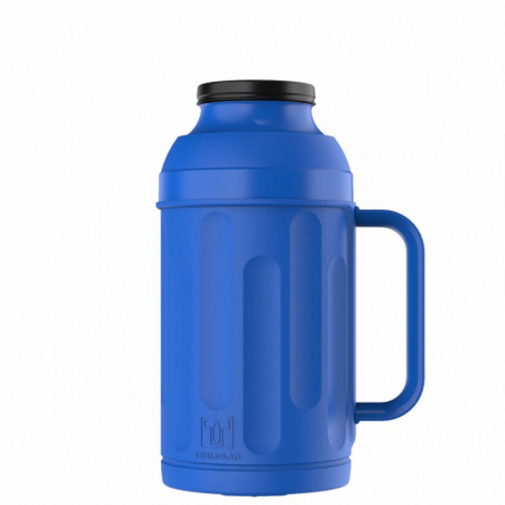 Garrafa Térmica Azul 0,5L - Linha Personal - Termolar  - Lojão de Ofertas