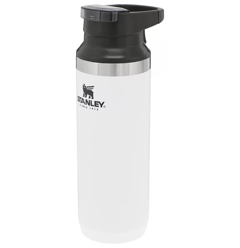 Garrafa Térmica Switchback 473 ml Branca - Stanley  - Lojão de Ofertas