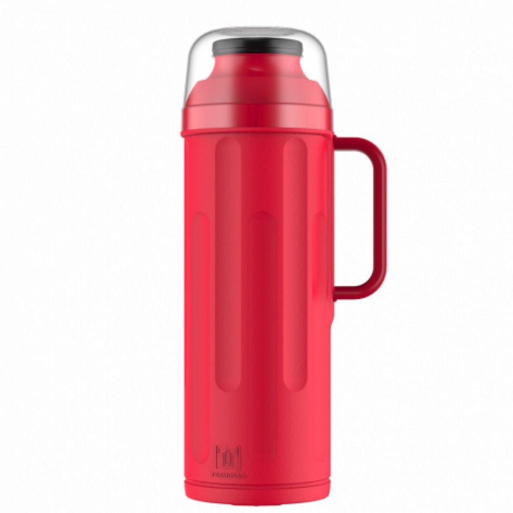 Garrafa Térmica Vermelha 1 Litro - Linha Personal - Termolar  - Lojão de Ofertas