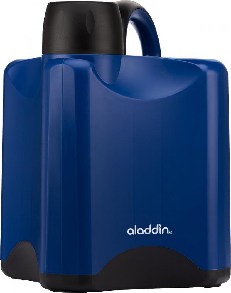 Garrafão Térmico 5 litros - Azul - Aladdin  - Lojão de Ofertas