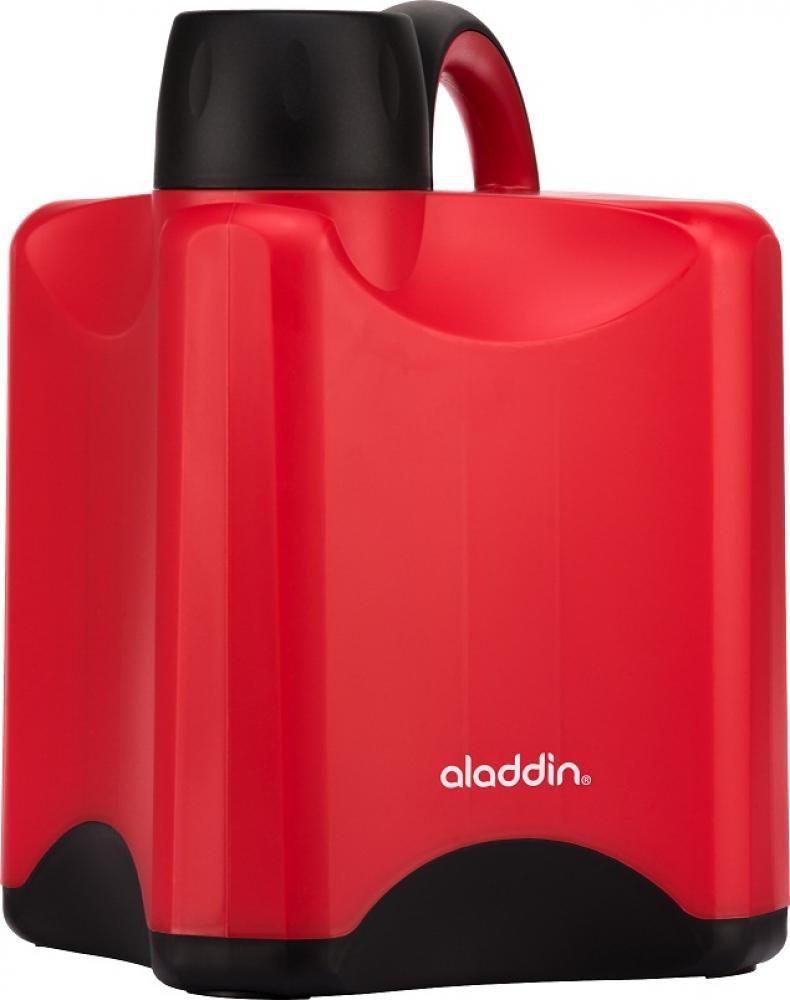 Garrafão Térmico 5 litros - Vermelho - Aladdin  - Lojão de Ofertas