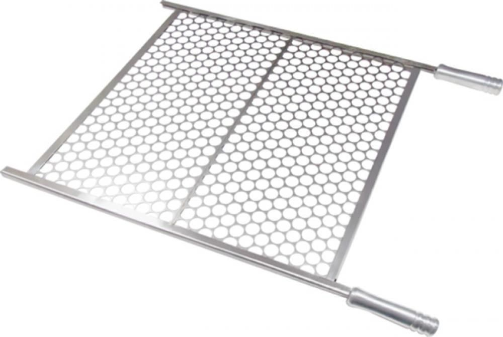 Grelha Inox 30 x 50 cm - Cabo Térmico - Suportel  - Lojão de Ofertas