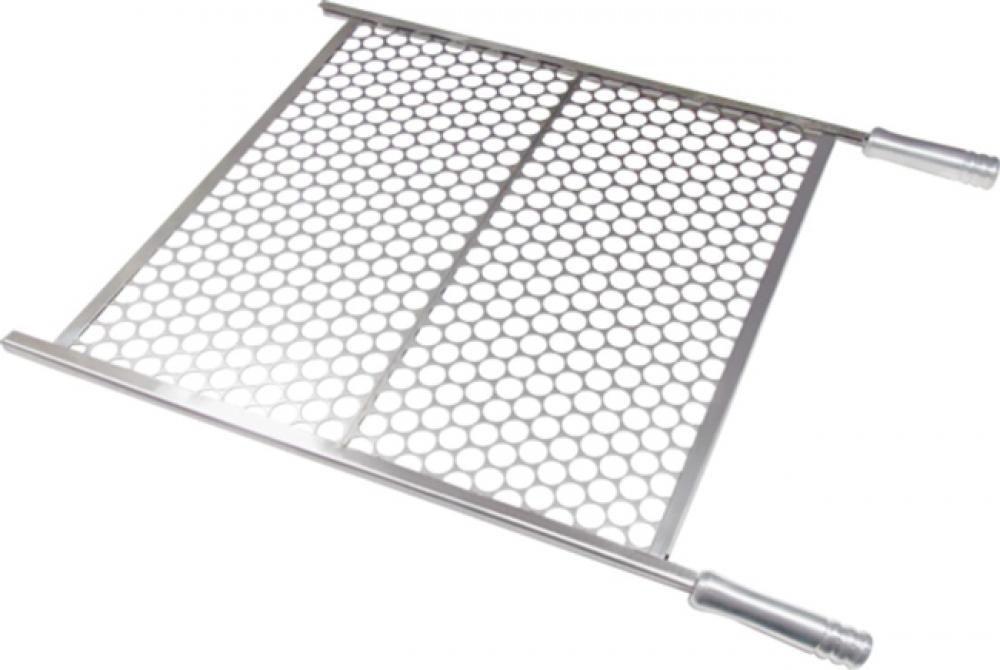 Grelha Inox 45 x 50 cm - Cabo Térmico - Suportel  - Lojão de Ofertas