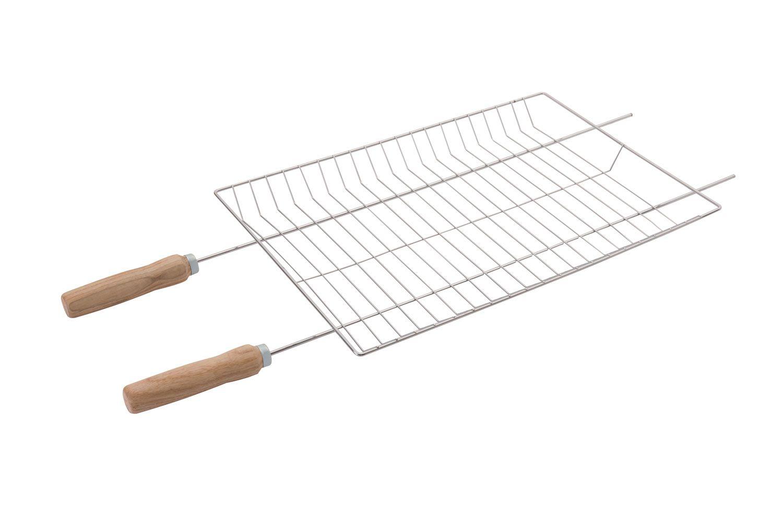 Grelha Bandeja Simples - 82 x 34,5 cm - Azzo  - Lojão de Ofertas