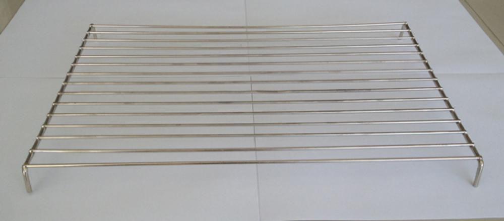 Grelha Cromada 38 x 27 cm para Assadeira Retangular - Alumínio ABC  - Lojão de Ofertas
