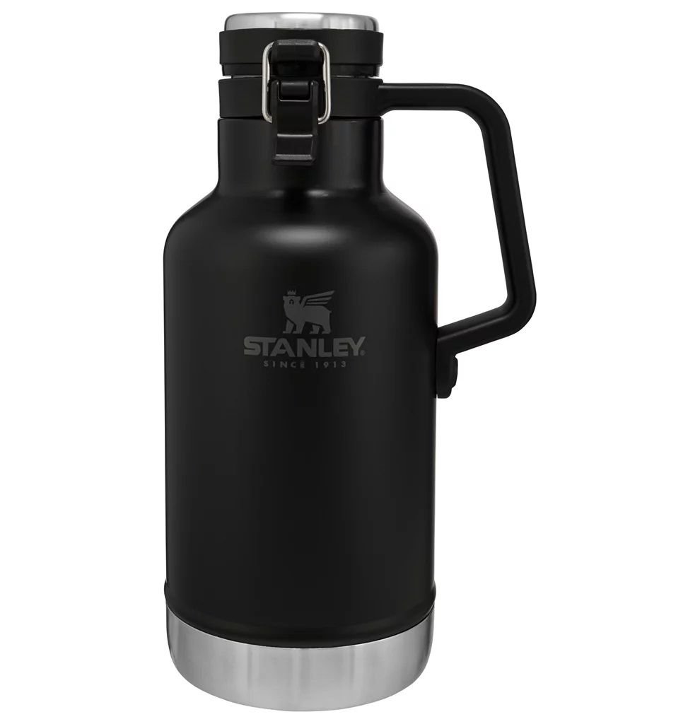 Growler Térmico 1,9 litros Preto - Stanley  - Lojão de Ofertas