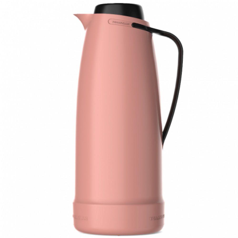 Jarra (Bule) Rosa 1 Litro - Linha Dama - Termolar  - Lojão de Ofertas