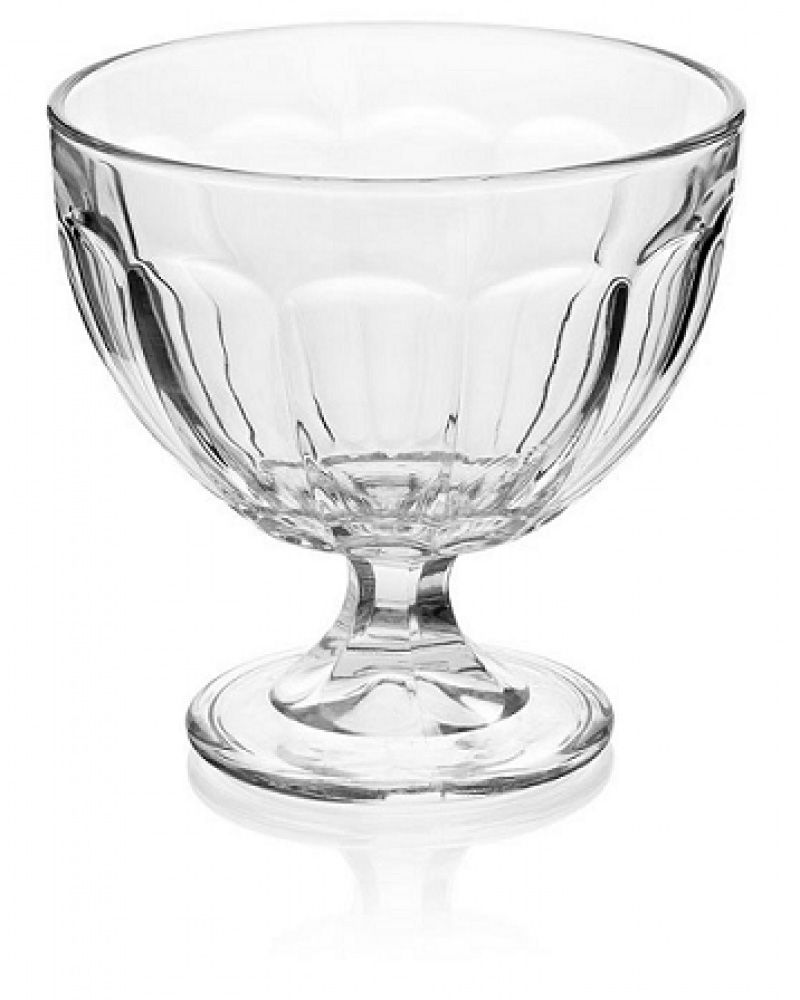 Jogo de 6 taças Sorvete 400 ml - Vidro - Haüskraft  - Lojão de Ofertas