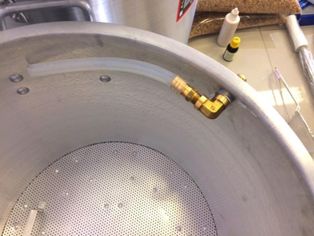 Kit Cervejeiro para Produção de 60L Cerveja Artesanal (com Fogareiro e insumos) - 110v  - Lojão de Ofertas