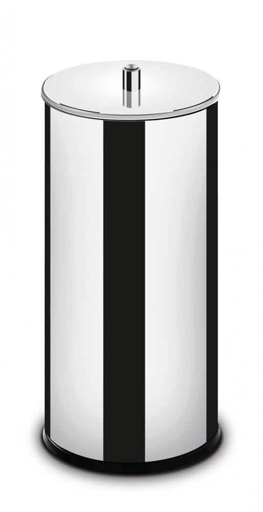 Lixeira Inox 9,1 litros - com Tampa Simples - Martinazzo  - Lojão de Ofertas
