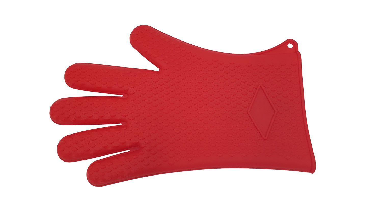 Luva de Silicone 5 dedos - 27 cm - Mimo Style  - Lojão de Ofertas