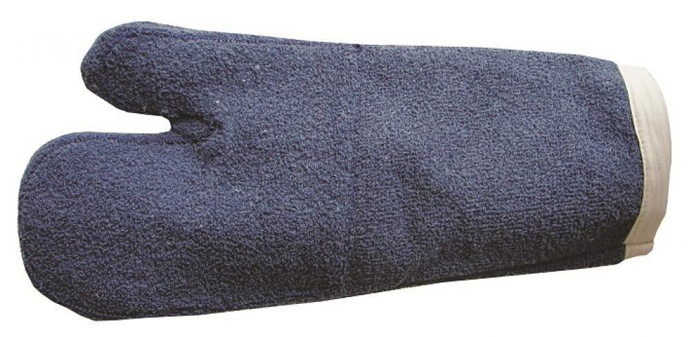 Luva Grafatex Azul Cano Longo 50 x 18 cm - Lamare  - Lojão de Ofertas
